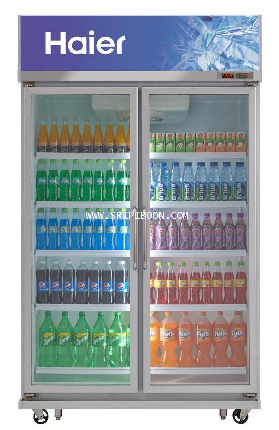 ตู้แช่เครื่องดื่ม, ตู้แช่เย็น รุ่น SC-1700PCS2-LEDV4 HAIER ไฮเออร์  35.4 คิว /1000 ลิตร
