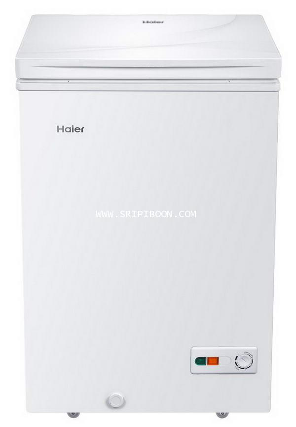 ตู้แช่ 2 ระบบ แช่แข็ง+แช่เย็น HAIER ไฮเออร์ HCF-LF108 (Low Frost)  - 3.7 คิว ส่งด่วน!.ฟรี