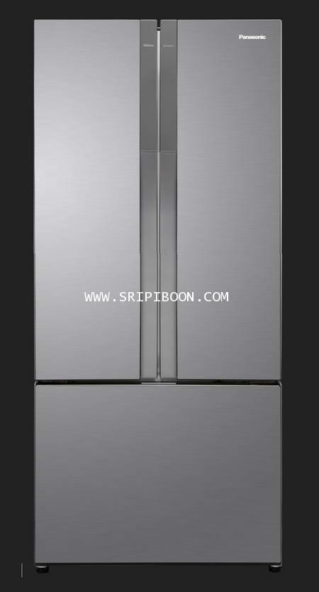 ตู้เย็น PANASONIC พานาโซนิค 3 ประตู NR-CY550QSTH ระบบ ECONAVI ขนาด 17.5 คิว บริการจัดส่งถึงบ้าน!.