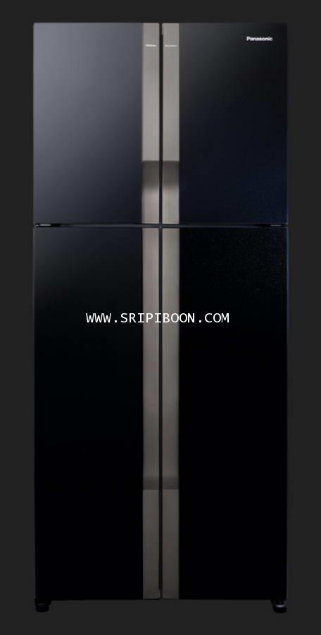 ตู้เย็น PANASONIC พานาโซนิค 4 ประตู NR-DZ600GLTH ระบบ ECONAVI ขนาด 19.4 คิว บริการจัดส่งถึงบ้าน!.