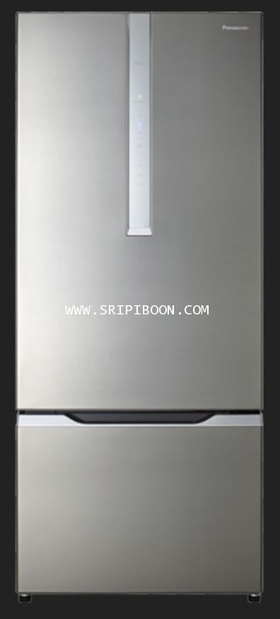 ตู้เย็น PANASONIC พานาโซนิค NR-BY608XSTH ขนาด 19.5 คิว บริการจัดส่งถึงบ้าน!.