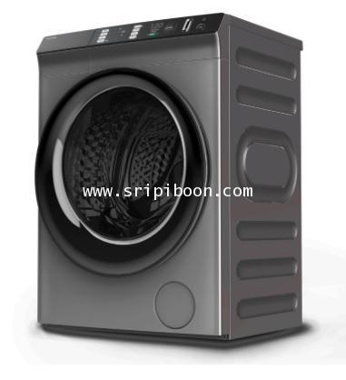 เครื่องซักผ้าฝาหน้า TOSHIBA โตชิบ้า TWD-BH90W4 ขนาด 8 กก.