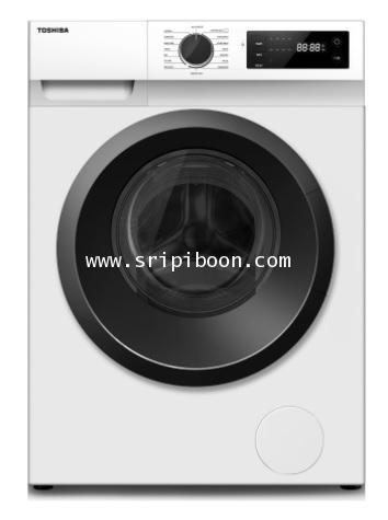 เครื่องซักผ้าฝาหน้า TOSHIBA โตชิบ้า TW-BH85S2T ขนาด 7.5 กก.