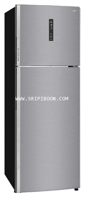 ตู้เย็น 2 ประตู HAIER ไฮเออร์  HRF-330MNI (สีเทา) ขนาด 11.4 คิว โทร.02-8050094-5