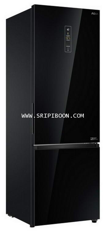 ตู้เย็น 2 ประตู HAIER ไฮเออร์ รุ่น HRF-BM255GI ขนาด 9.2 คิว บริการจัดส่งถึงบ้าน!โทร. 02-8050094-5
