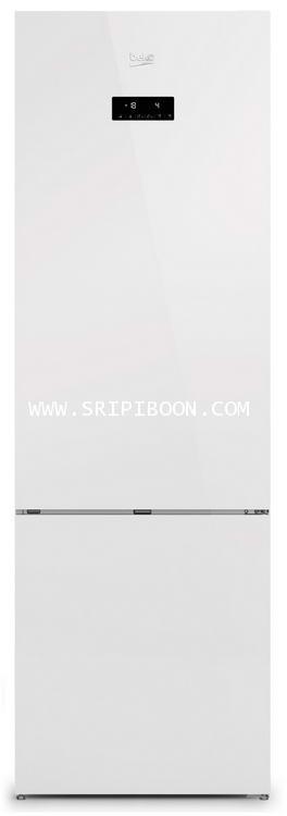ตู้เย็น 2 ประตู BEKO เบโค รุ่น RCNT375E50VZGW ขนาด 12.6 คิว บริการจัดส่งถึงบ้าน! โทร.02-8050094-5