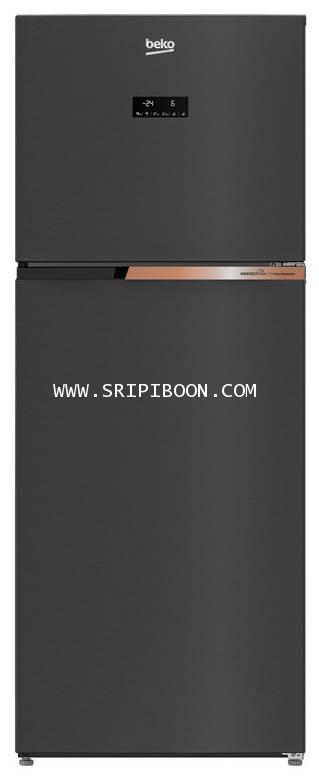 ตู้เย็น 2 ประตู BEKO เบโค รุ่น RDNT401E50VK ขนาด 13.3 คิว บริการจัดส่งถึงบ้าน! โทร.02-8050094-5