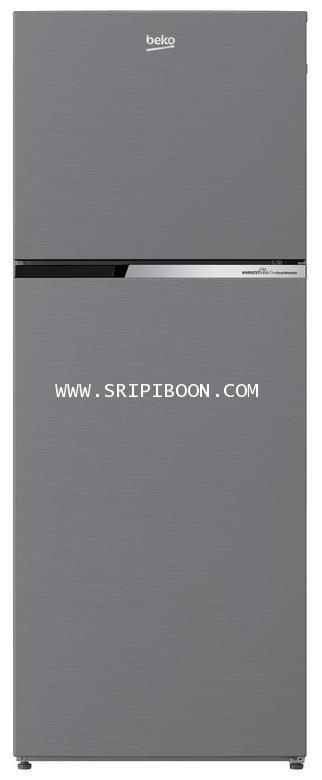 ตู้เย็น 2 ประตู BEKO เบโค รุ่น RDNT401I50VS ขนาด 13.3 คิว บริการจัดส่งถึงบ้าน! โทร.02-8050094-5