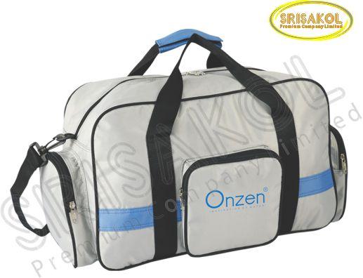 กระเป๋าเดินทาง สีเทาอ่อน รหัส A1836-11B