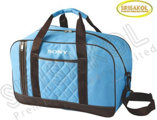 กระเป๋าเดินทาง สีฟ้า  รหัส A1837-1B
