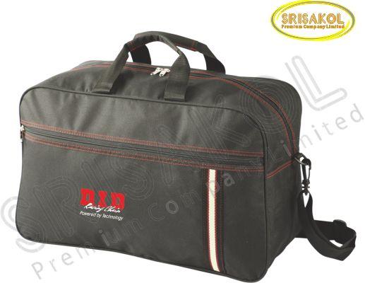 กระเป๋าเดินทาง สีดำ รหัส A1837-13B