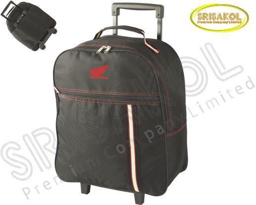 กระเป๋ามีล้อลาก สีดำ รหัส A1837-10B