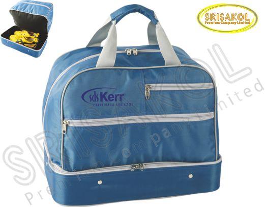 กระเป๋ากอล์ฟ สีฟ้าทันเดอร์ รหัส A1833-10B