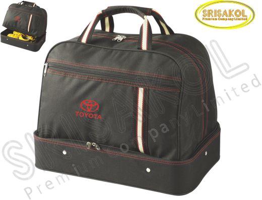 กระเป๋ากอล์ฟ สีดำ รหัส A1837-12B