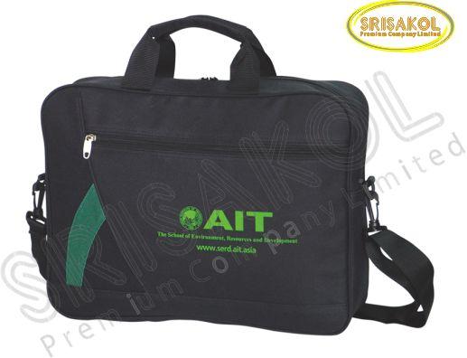 กระเป๋าใส่ Note book สีดำ  รหัส A1846-26B