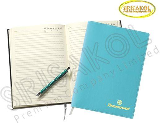 สมุด Diary / Note A4 (ปกถอดได้) รหัส A1807-4D