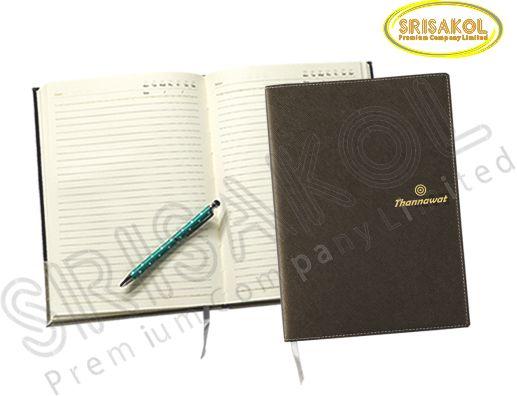สมุด Diary / Note A4 (ปกถอดได้) รหัส A1807-5D