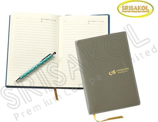 สมุด Diary / Note A5  รหัส A1807-8D