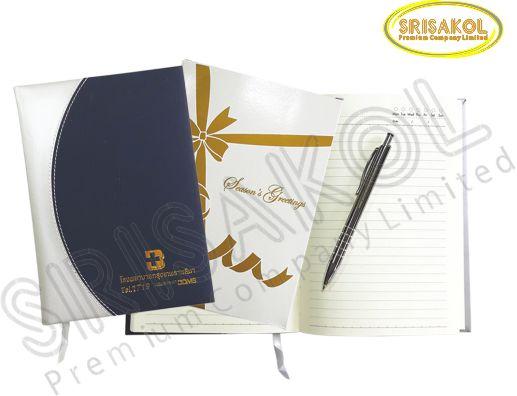 สมุด Diary / Note A5(ปก PU บุฟองน้ำ) รหัส A1807-9D