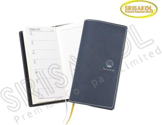 สมุด Diary A8 (ปกถอดได้) รหัส A1807-12D