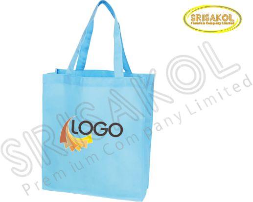 กระเป๋าช็อปปิ้งผ้าสปันบอนด์  รหัส A2002-13B