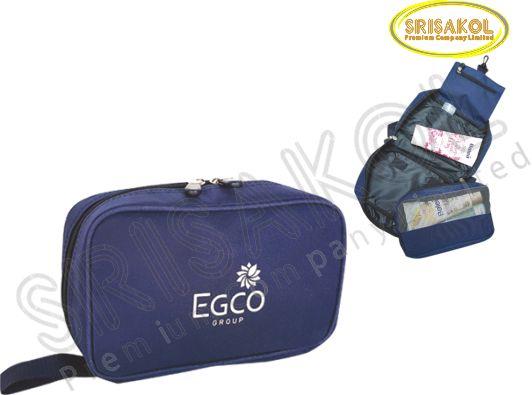 กระเป๋าใส่อุปกรณ์เดินทาง สีกรมท่า รหัส A2015-12B