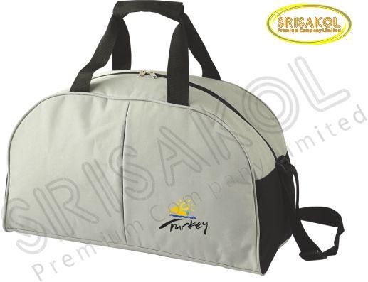 กระเป๋าเดินทาง สีเทาอ่อน รหัส A2006-2B