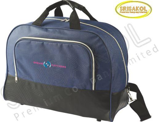 กระเป๋าเดินทาง สีกรมท่า สลับ สีดำ รหัส A2008-6B