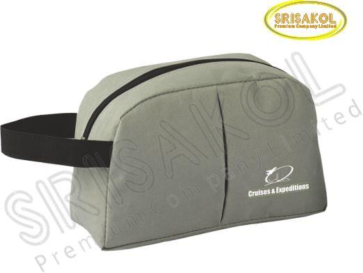 กระเป๋า handbag สีเทาอ่อน  รหัส A2006-5B