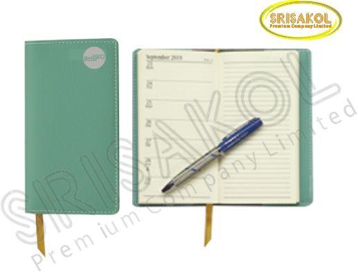 สมุด Diary A8 (ปกถอดได้) รหัส A2039-9D