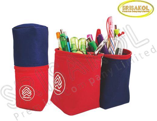 กระเป๋าใส่ปากกา/ดินสอ รหัส A2023-8B