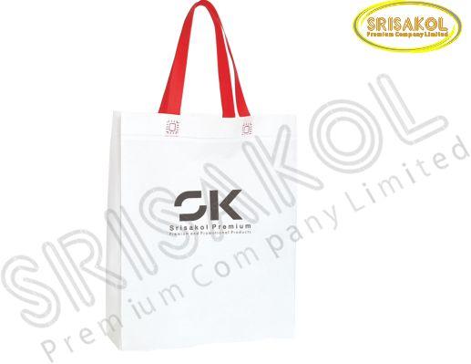 กระเป๋าช็อปปิ้งผ้าสปันบอนด์  รหัส A2002-6B