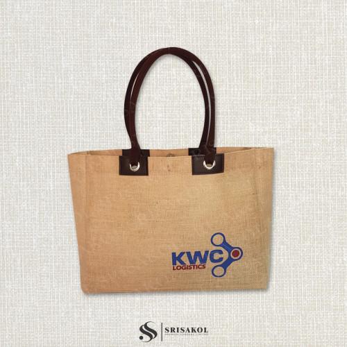 กระเป๋าผ้ากระสอบ รหัส A2204-6B