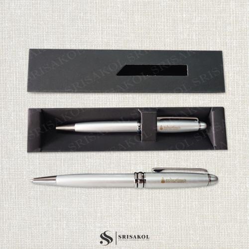 ชุดปากกาพร้อมกล่อง นำเข้า รหัส A2210-5PN