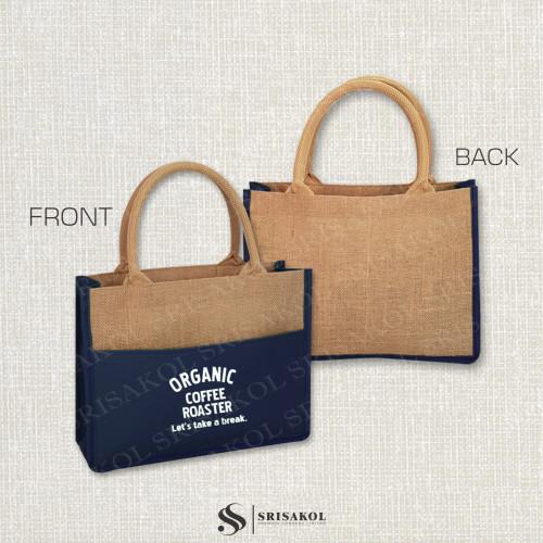 กระเป๋าผ้ากระสอบ รหัส A2204-8B