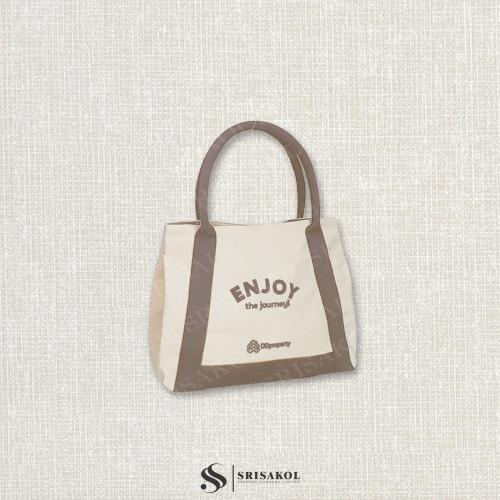 กระเป๋าผ้าแคนวาส รหัส A2202-15B