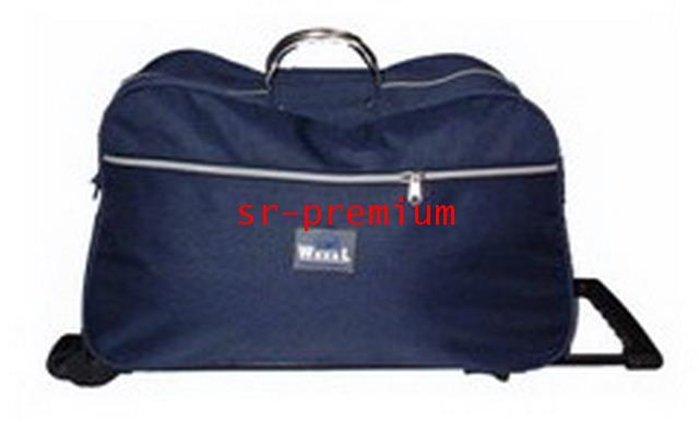 กระเป๋าเดินทางคันชักทรงนอน รุ่น 6666
