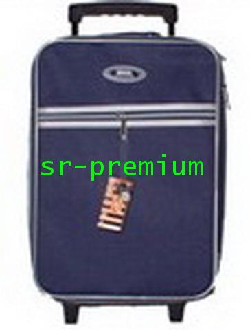 กระเป๋าเดินทางโครงล้อลากมีคันชัก รุ่น 3100 17นิ้ว (639E9)