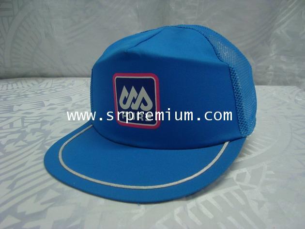 หมวกกีฬาผู้ใหญ่ ผ้าดีวาย + ผ้าตาข่าย (3485)