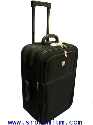 กระเป๋าเดินทางโครงล้อลาก  หน้าโฟม  รหัส3022 ขนาด 22 นิ้ว (516AB7)