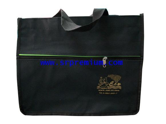 กระเป๋าชอปปิ้ง ใส่เอกสาร A4 รุ่น 06-0041 (711N7)