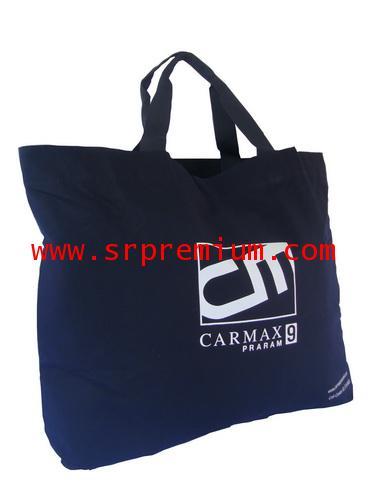 กระเป๋าชอปปิ้งใบใหญ่ผ้า Canvas รุ่น 06-2059 (625K7)