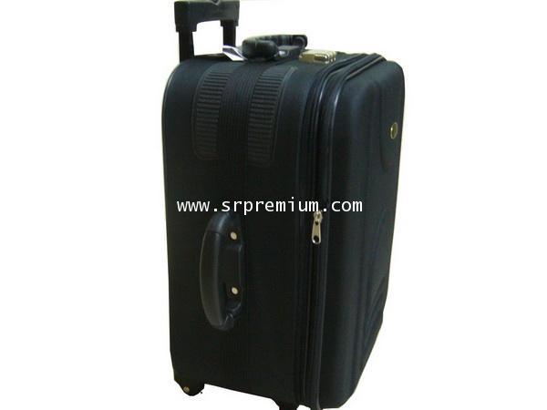 กระเป๋าเดินทางโครงล้อลากหน้าโฟมรุ่น 7702 ขนาด18นิ้ว