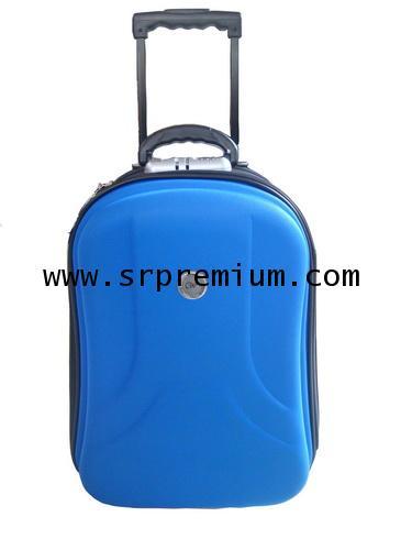 กระเป๋าเดินทางโครงล้อลากหน้าโฟม 3131 ขนาด 18นิ้ว