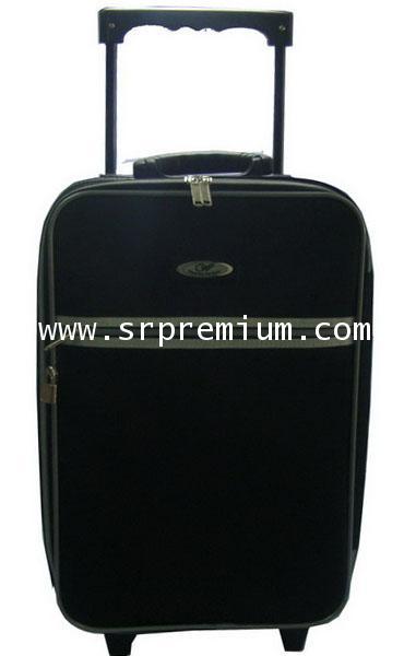 กระเป๋าเดินทางโครงล้อลากมีคันชัก รุ่น 3100 17นิ้ว (644E9)