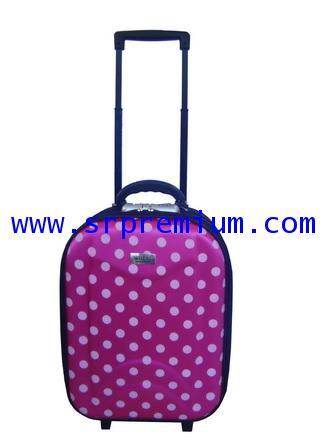 กระเป๋าเดินทางโครงล้อลาก หน้าโฟม รุ่น7703