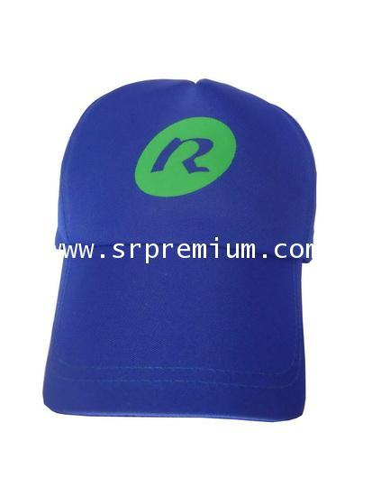 หมวกแก๊ป M-Cap ผ้าดีวาย