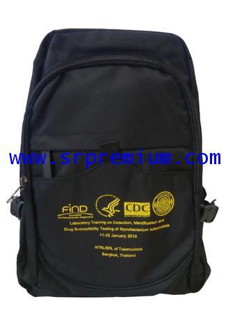 กระเป๋าเป้สะพาย, เป้โน๊ตบุ๊ค รุ่น 01-020016 (78AB7)