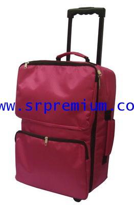 กระเป๋าเดินทางคันชัก ขนาด 18 นิ้ว รุ่น 04-0019