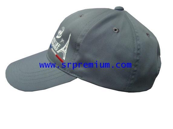 หมวกแก๊ป M-Cap หมวกเบสบอล ผ้าคอมทวิว